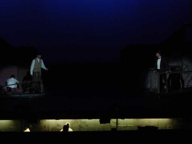 Two ships passing (Nolan Buck, Randy Johnson)